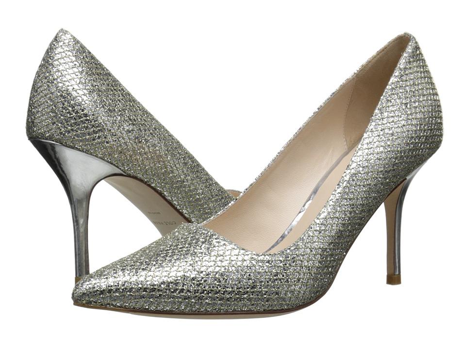Cole Haan - Bradshaw Pump 85 (Gold/Silver Glitter) High Heels