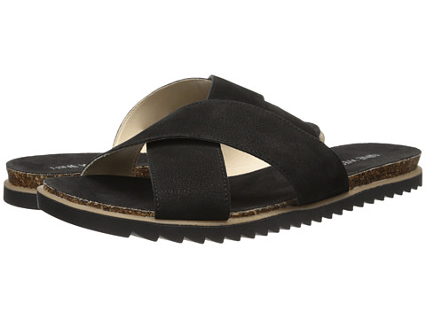 Nine West - Dontjudge (Black Nubuck) Women's Sandals