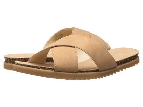 Nine West - Dontjudge (Natural Nubuck) Women's Sandals