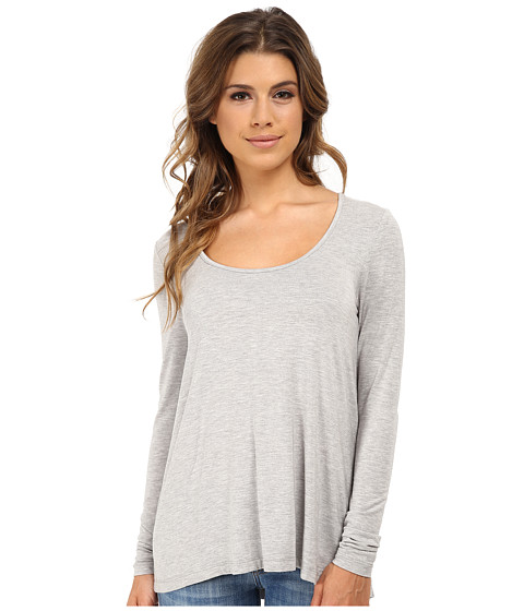 Tart - Dina Top (Heather Grey) Women