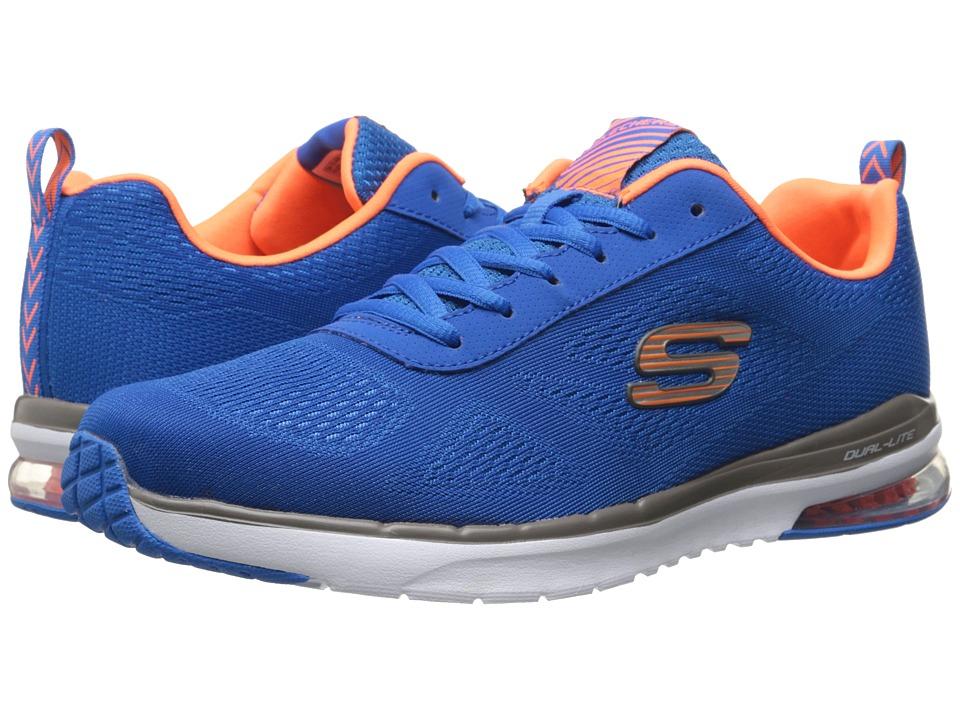 SKECHERS - Skech Air Infinity (Royal/Orange) Men