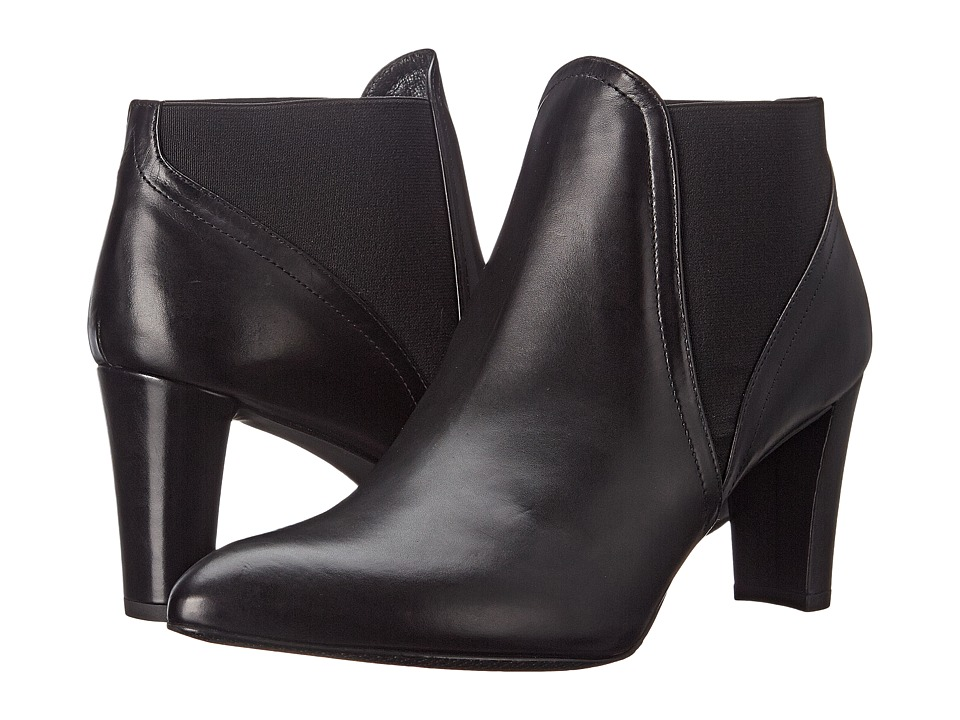 Stuart Weitzman - Tryme (Black Calf) High Heels