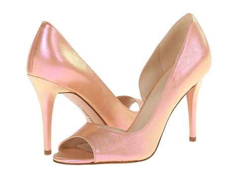 Nine West - Dorey (Pink Metallic) High Heels