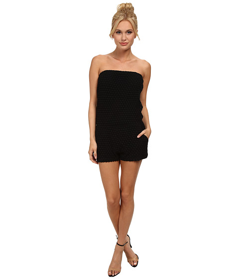 Tart - Erica Romper (Black) Women's Jumpsuit & Rompers One Piece