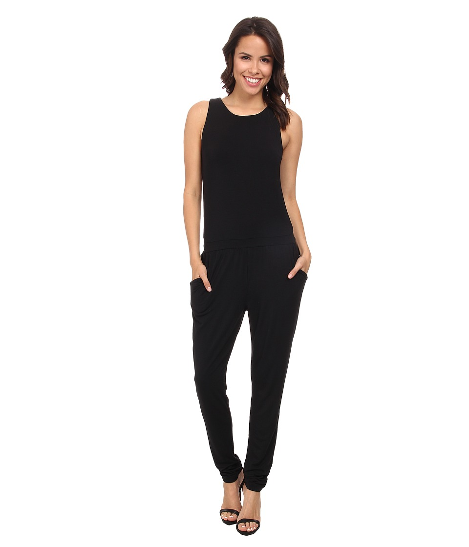 Tart - Traci Jumper (Black) Women's Jumpsuit & Rompers One Piece