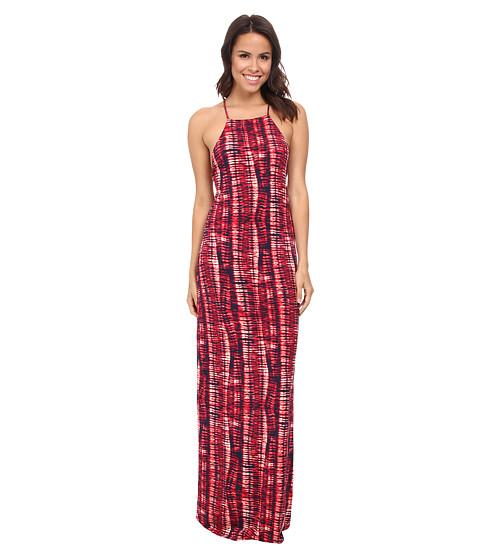 Tart - Chantal Maxi (Hot Tie-Dye) Women's Dress