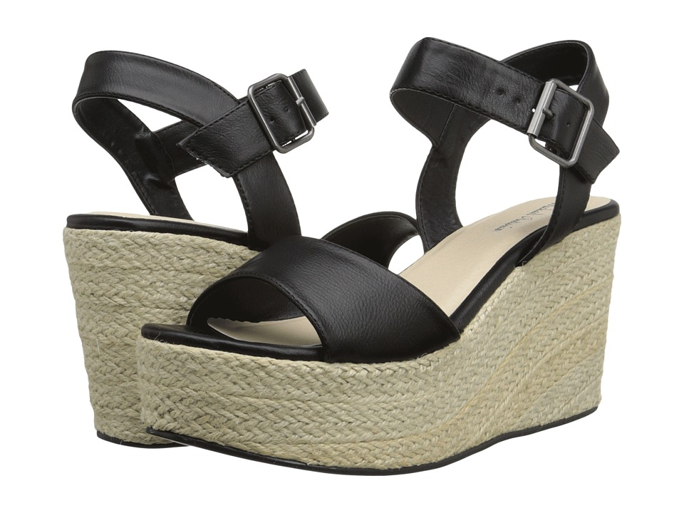 Michael Antonio - Antee (Black) Women's Wedge Shoes
