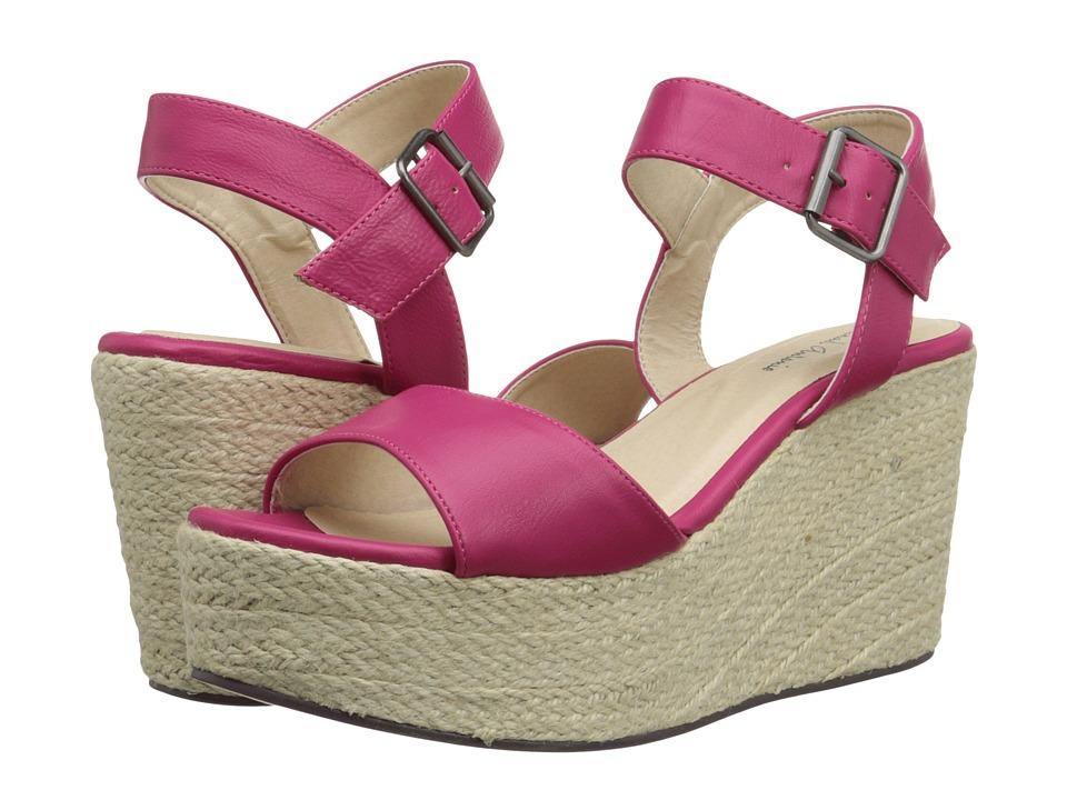 Michael Antonio - Antee (Fuchsia) Women's Wedge Shoes