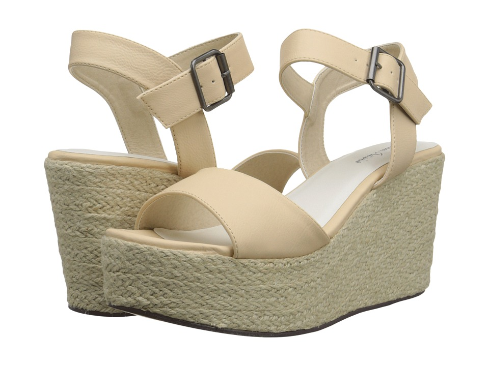 Michael Antonio - Antee (Nude) Women's Wedge Shoes
