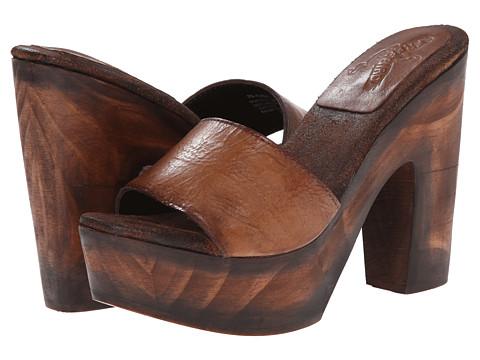 Freebird - Cuba (Cognac) High Heels