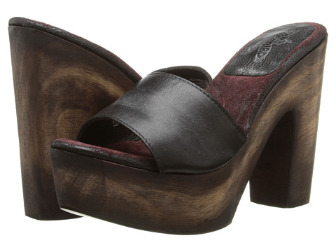 Freebird - Cuba (Black) High Heels