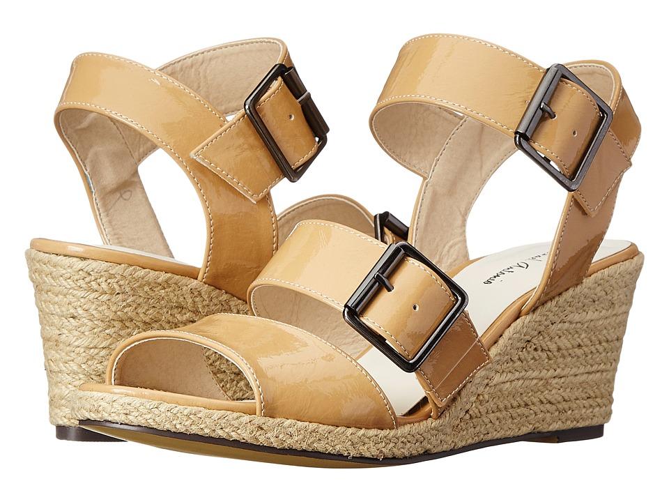 Michael Antonio - Goren (Natural) Women's Wedge Shoes