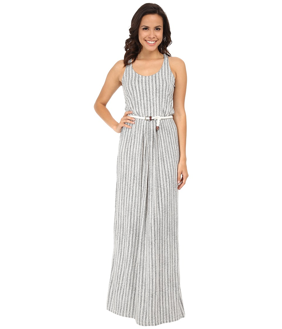 Tart - Henley Maxi (Snake Stripe) Women's Dress