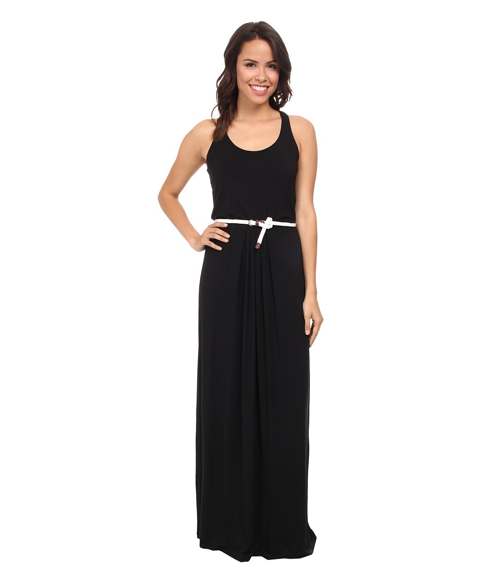 Tart - Henley Maxi (Black 1) Women's Dress