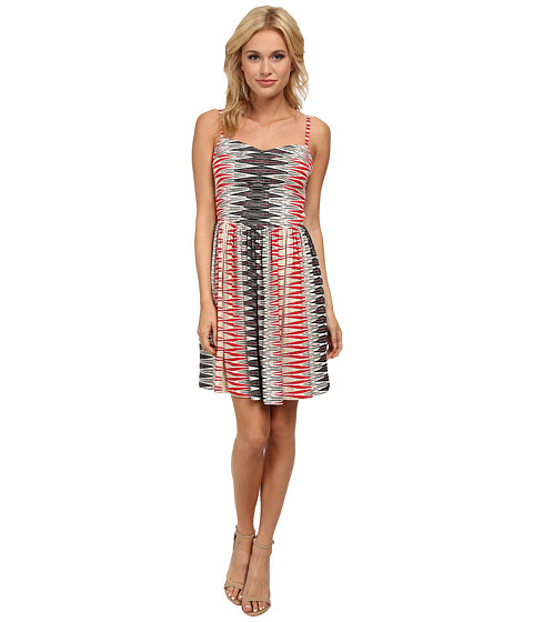 Tart - Venna Dress (Horizontal Chevron) Women's Dress