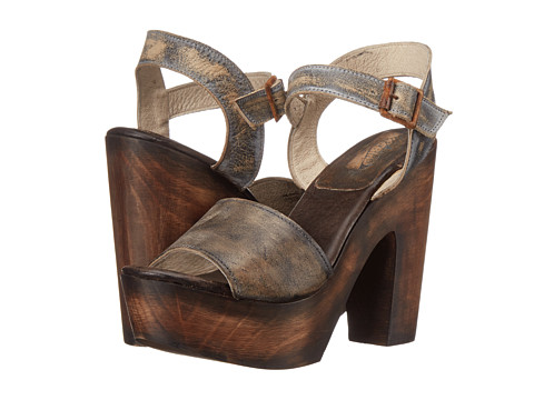 Freebird - Caye (Grey) High Heels