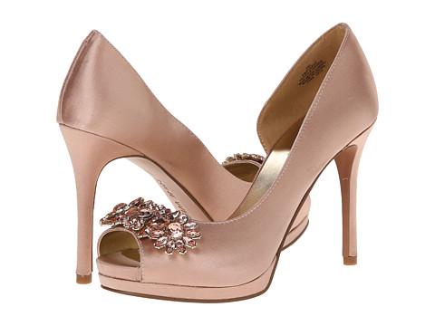 Nine West - Finest (Light Pink Satin) High Heels