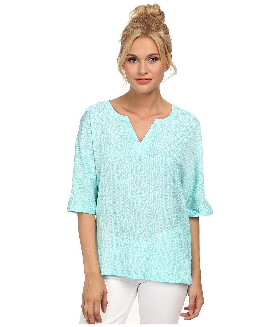 Tart - Ellyn Top (Jade Cobra) Women's Clothing