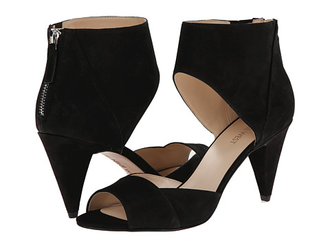 Nine West - Lildarlin (Black Nubuck) Women