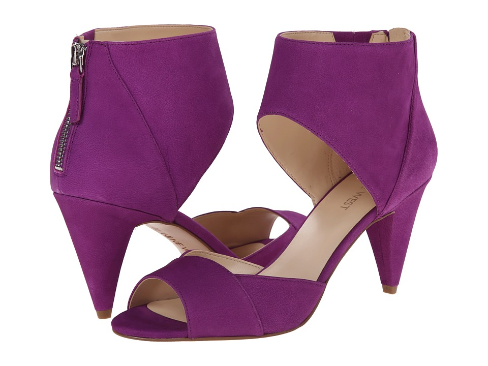 Nine West - Lildarlin (Purple Nubuck) Women