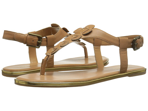 Nine West - Kickback (Natural Leather) Women's Sandals