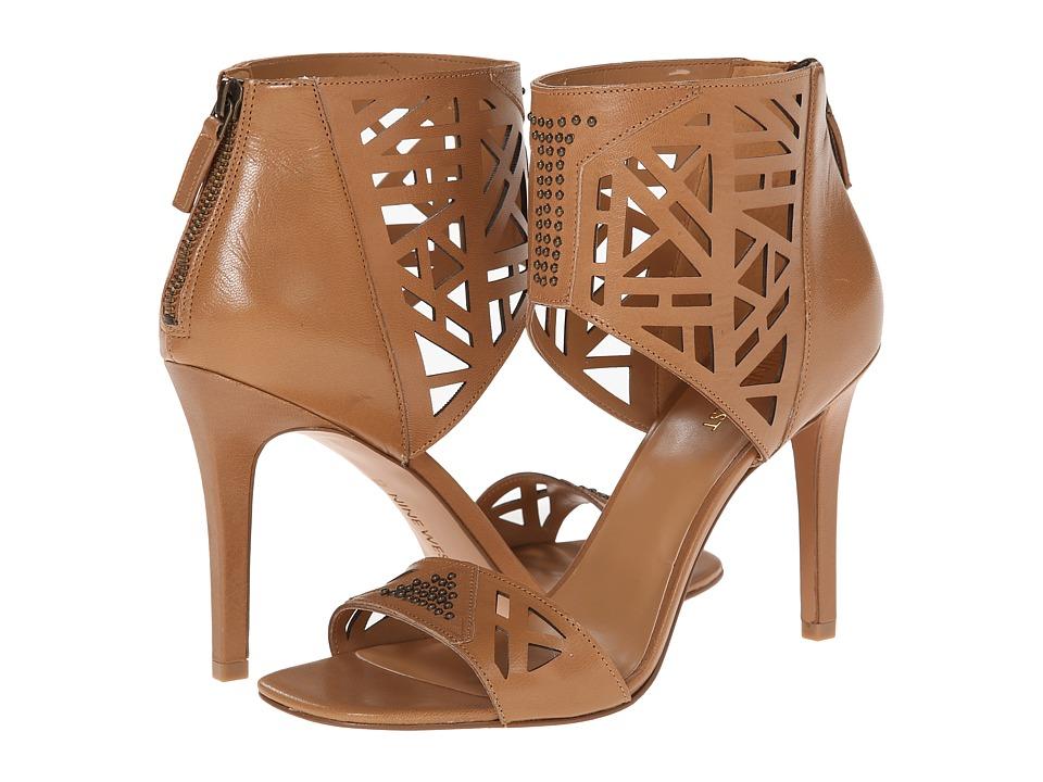 Nine West - Karabee (Natural Leather) High Heels