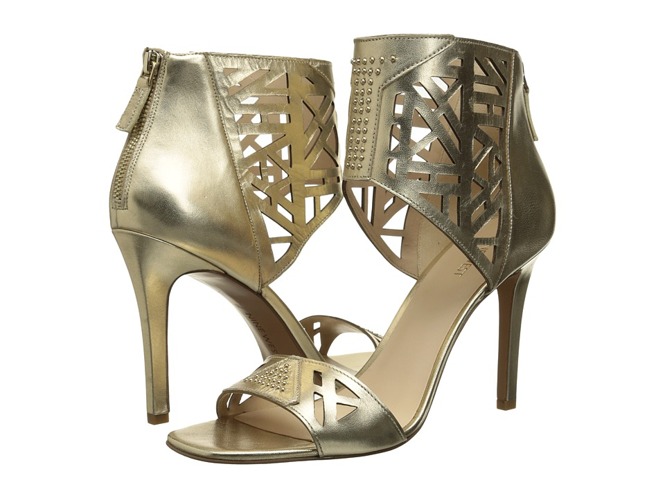 Nine West - Karabee (Gold Metallic) High Heels