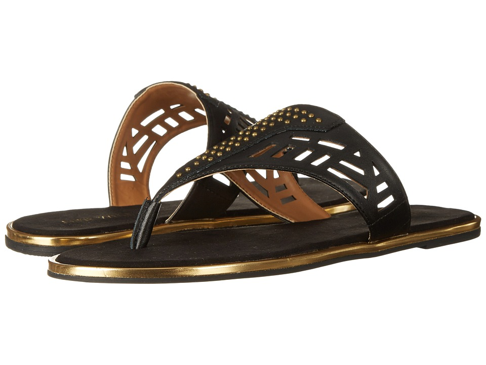 Nine West - Kellcie (Black Synthetic) Women's Sandals
