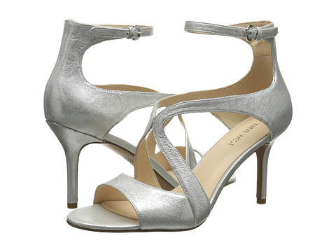 Nine West - Gerbera (Silver Metallic) High Heels