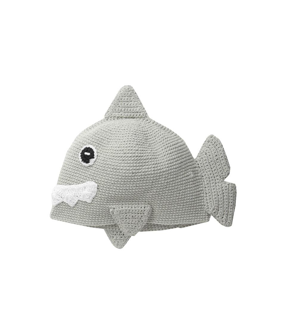 San Diego Hat Company Kids - DL2502 Crochet Shark Beanie (Shark) Beanies