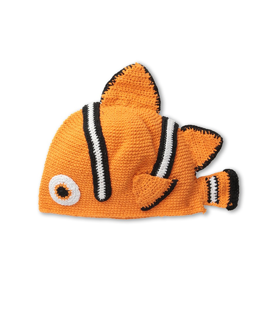 San Diego Hat Company Kids - DL2498 Crochet Clown Fish Beanie (Fish) Beanies