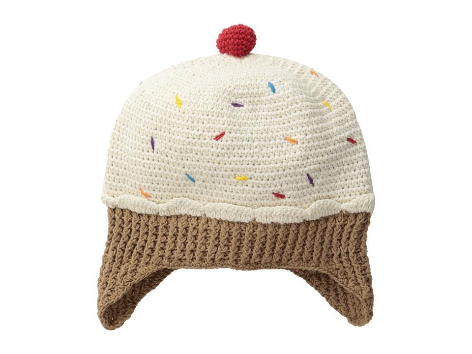 San Diego Hat Company Kids - DL2516 Crochet Cupcake Beanie (Cupcake) Beanies