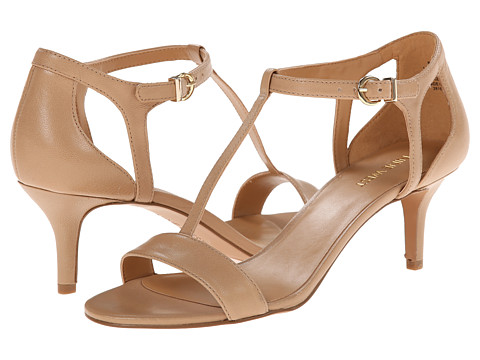 Nine West - Grand (Light Natural Leather) High Heels