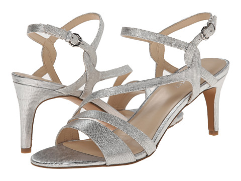 Nine West - Jarring (Silver Metallic) Women's 1-2 inch heel Shoes