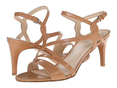 Nine West - Jarring (Natural/Natural Leather) Women's 1-2 inch heel Shoes
