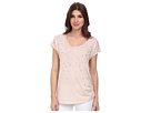 DKNY Jeans Embellished Tunic Top