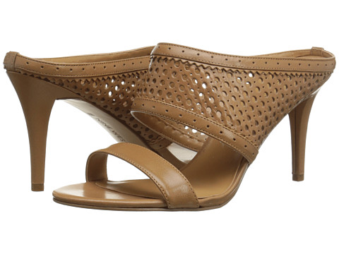 Nine West - Incident (Natural/Natural Leather) High Heels