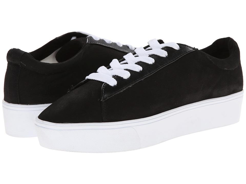 Nine West - Hearmeout (Black Multi Nubuck) Women's Lace up casual Shoes