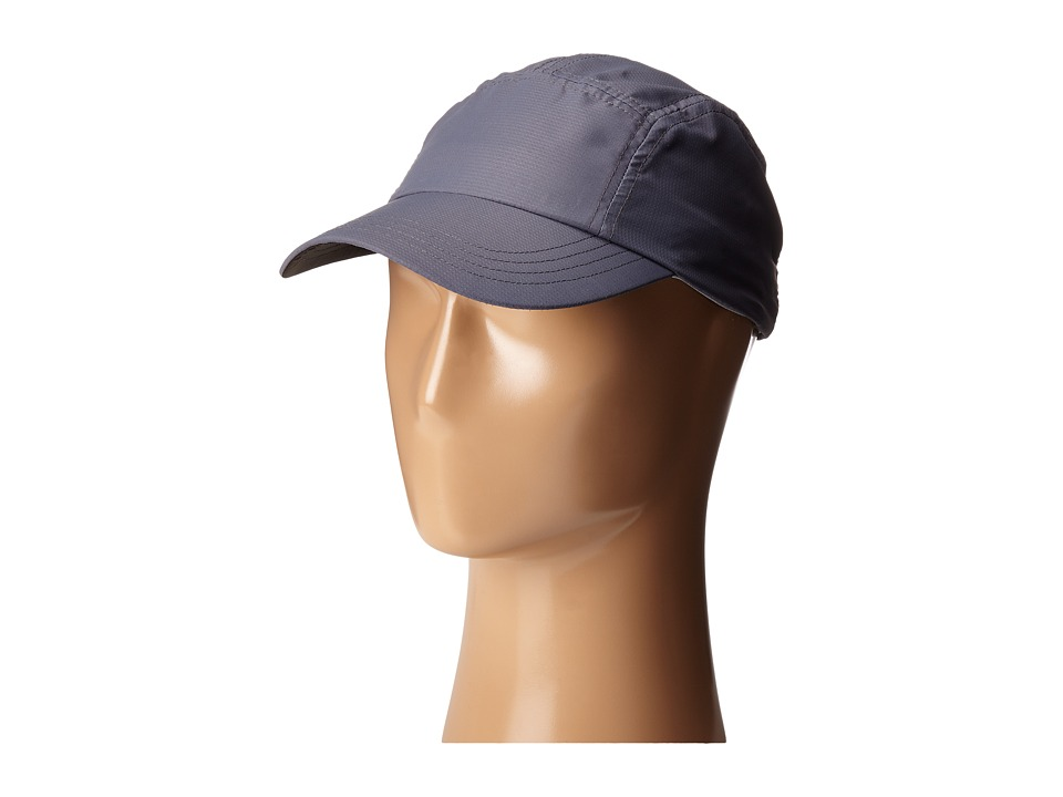San Diego Hat Company - CTH3533 5 Panel Athletic Ball Cap (Grey) Caps