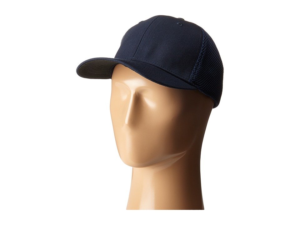 San Diego Hat Company - CTH3531 Ball Cap w/ Stretch Fit (Navy) Caps