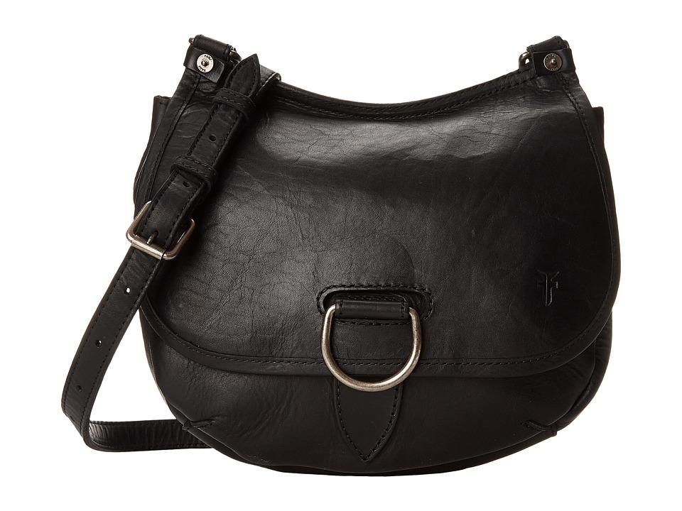 Frye - Amy Crossbody (Camel Oiled Vintage Leather) Cross Body Handbags