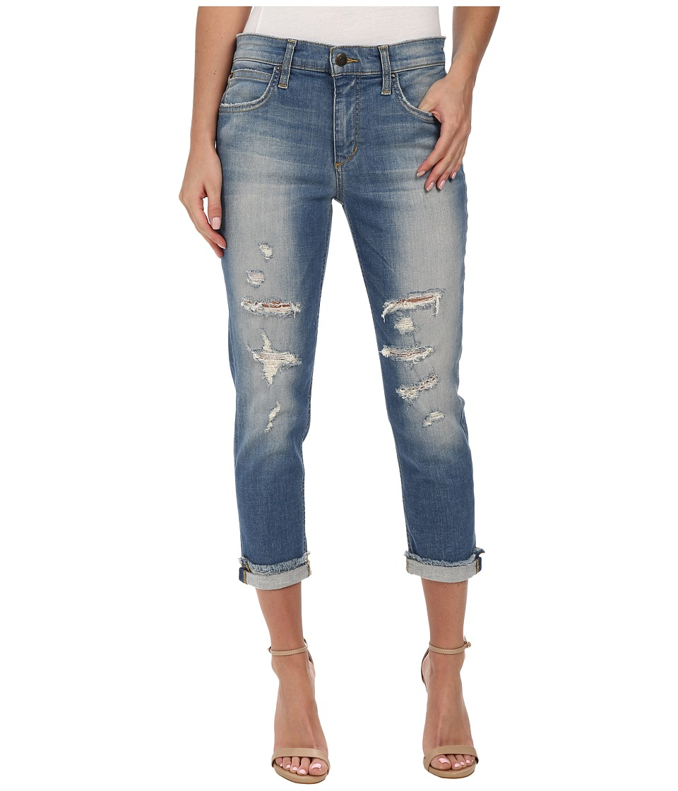 Joe's Jeans - Collector s Edition Boyfriend Slim Crop in Gretchen (Gretchen) Women's Jeans
