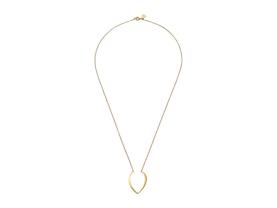 gorjana - Gisele Long Necklace (Gold) Necklace