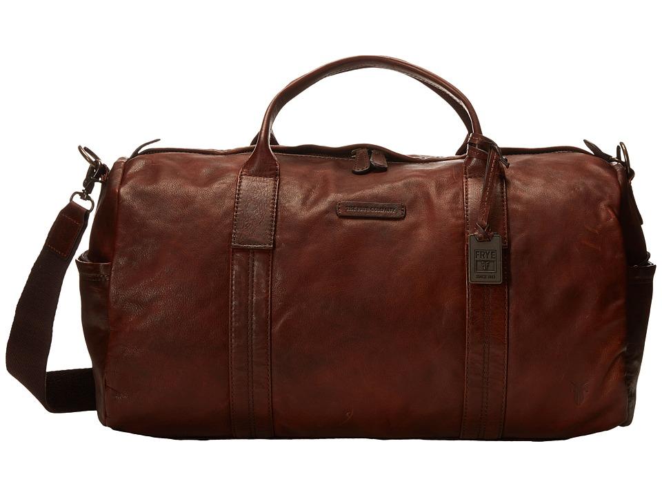 Frye - Tyler Duffel (Whiskey Vintage Pull Up) Duffel Bags