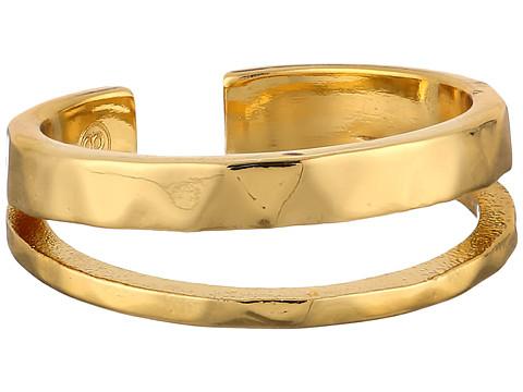 gorjana - Taner Split Midi Ring (Gold) Ring