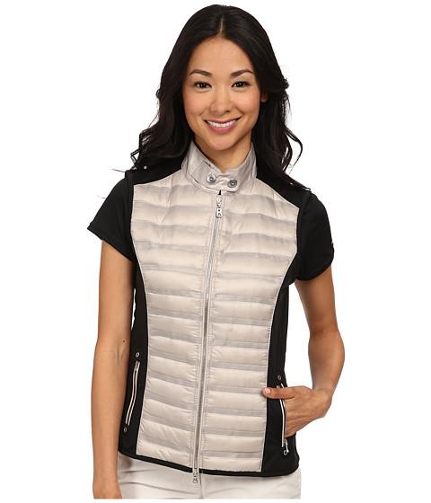 Bogner - Iska-D Vest (Beige/Black) Women's Vest