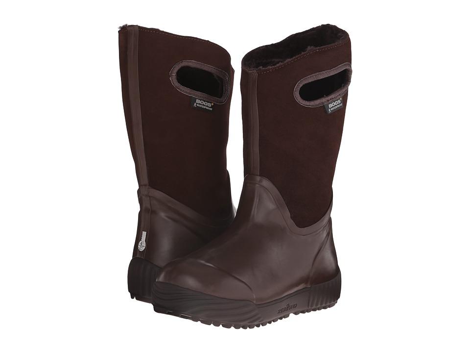 Bogs Kids - Prairie Solid (Toddler/Little Kid/Big Kid) (Brown) Kids Shoes