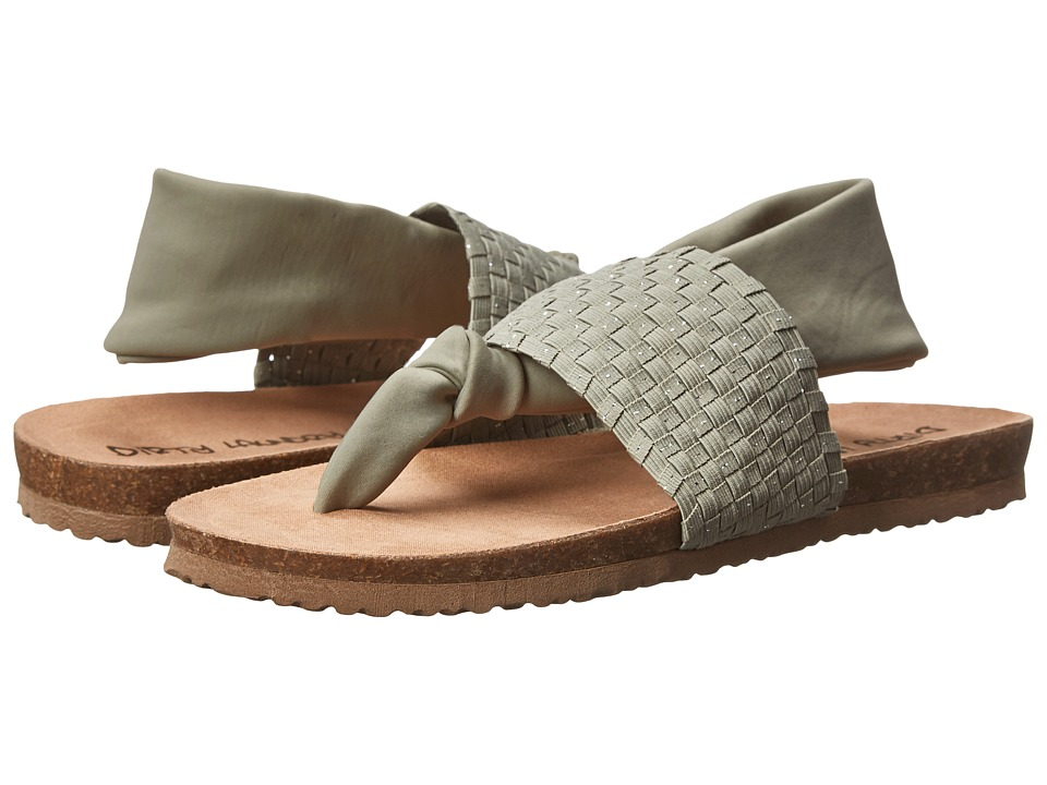 Dirty Laundry - Juggernaut (Sage) Women's Sandals