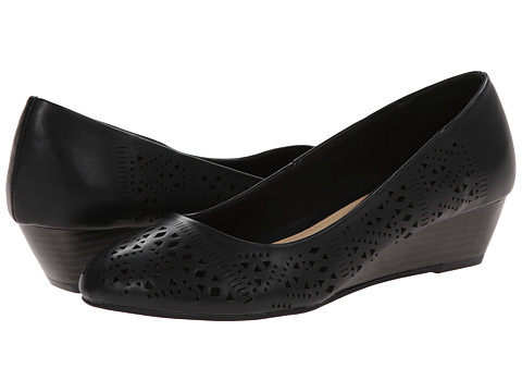 Dirty Laundry - DL Margaret (Black) Women's 1-2 inch heel Shoes