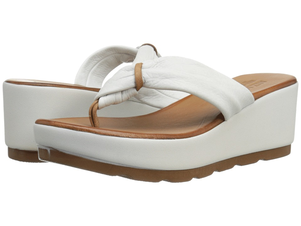 Miz Mooz - Burma (White) Women's Sandals